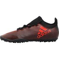 Adidas Mens X Tango 17.3 Tf Astro Football Boots Core Black/solar Red/solar Orange