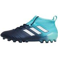 adidas Mens ACE 17.1 AG Football Boots Energy Aqua/Footwear White/Legend Ink