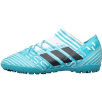 Adidas Mens Nemeziz Messi Tango 17.3 Tf Astro Football Boots Footwear White/legend Ink/energy Blue