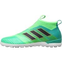 Adidas Mens Ace Tango 17+ Purecontrol Tf Football Boots Solar Green/core Black/core Green