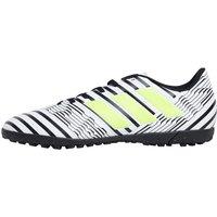 Adidas Mens Nemeziz 17.4 Tf Football Boots Footwear White/solar Yellow/core Black