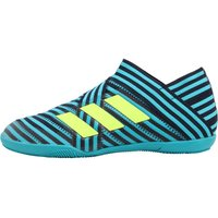 Adidas Junior Nemeziz Tango 17+ 360 Agility In Football Boots Legend Ink/solar Yellow/energy Blue