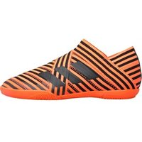 adidas Junior Nemeziz Tango 17+ 360 Agility IN Football Boots Solar Orange/Core Black/Core Black
