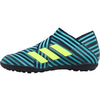 Adidas Junior Nemeziz Tango 17+ Tf Football Boots Legend Ink/solar Yellow/energy Blue