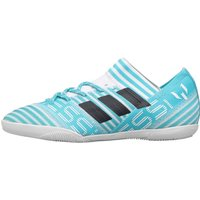 Adidas Junior Nemeziz Messi Tango 17.3 In Football Boots Turquoise/footwear White/legend Ink/energy Blue