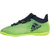 adidas Junior X Tango 17.3 IN Football Boots Solar Yellow/Legend Ink/Solar Yellow