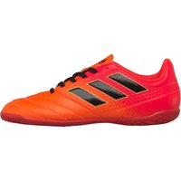 Adidas Junior Ace 17.4 In Football Boots Orange/core Black/solar Red