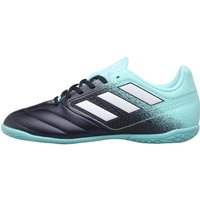 Adidas Junior Ace 17.4 In Football Boots Energy Aqua/footwear White/legend Ink