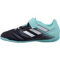 Adidas Junior Ace 17.4 In H&l Football Trainers Energy Aqua/footwear White/legend Ink