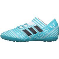 Adidas Junior Nemeziz Messi Tango 17.3 Tf Astro Football Boots Turquoise/footwear White/legend Ink/energy Blue