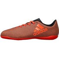 adidas Junior X 17.4 IN Pyro Storm Pack Football Boots Core Black/Solar Red/Solar Orange