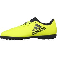 Adidas Junior X 17.4 Astro Ocean Storm Pack Football Boots Solar Yellow/legend Ink/legend Ink