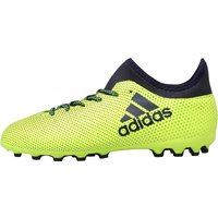 Adidas Junior X 17.3 Ag Ocean Storm Pack Football Boots Solar Yellow/legend Ink/legend Ink