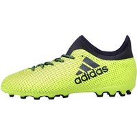 adidas Junior X 17.3 AG Ocean Storm Pack Football Boots Solar Yellow/Legend Ink/Legend Ink