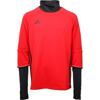 Adidas Boys Condivo 16 Training Top Scarlet/black