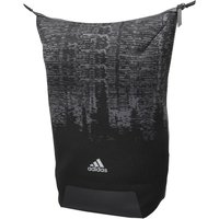 Adidas Energy Performance Knit Backpack Black/grey One/reflective Silver
