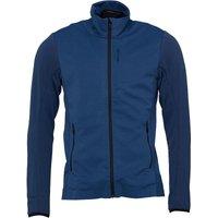 Adidas Mens Terrex Climaheat Fleece Top Mineral Blue