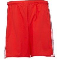adidas Mens Condivo 16 Football Shorts Bright Red/White