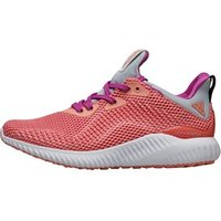 adidas Junior Girls Alphabounce Neutral Running Shoes Bahia Magenta/Sun Glow/Clear Grey