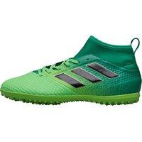 adidas Mens ACE 17.3 Primemesh TF Astro Football Boots Solar Green/Core Black/Core Green