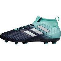 adidas Mens ACE 17.3 FG Football Boots Energy Aqua/Footwear White/Legend Ink