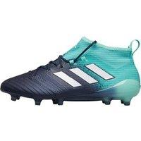 adidas Mens ACE 17.1 FG Football Boots Energy Aqua/Footwear White/Legend Ink