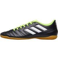 adidas Mens Copaletto IN Football Boots Schwarz/Footwear White/Solar Yellow