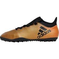 adidas Mens X Tango 17.3 TF Astro Football Boots Tactile Gold Metallic/Core Black/Solar Red