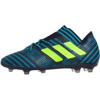 adidas Mens Nemeziz 17.2 FG Football Boots Legend Ink/Solar Yellow/Energy Blue