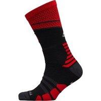 adidas D Rose GR Basketball Crew Socks Black/Scarlet/White