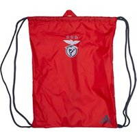 adidas SL Benfica Gym Bag Red/Dark Grey