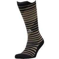 de4bbff1b adidas AlphaSkin Graphic Light Cushioned Socks Black/Raw Gold