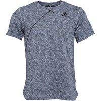 adidas Mens Cross-Up T-Shirt LGH Solid Grey