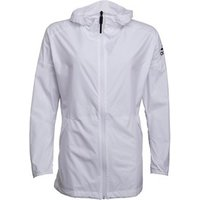 adidas Womens Climastorm Windbreaker Jacket White