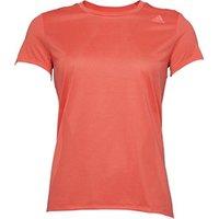 adidas Womens Supernova Short Sleeve T-Shirt Easy Coral
