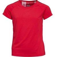 adidas Girls Training Cool T-Shirt Energy Pink/Black