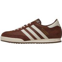 adidas Originals Mens Beckenbauer All Round Trainers Vintage Brown/White