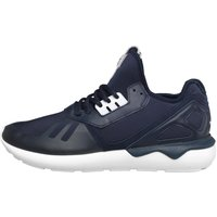 adidas Originals Mens Tubular Runner Trainers Collegiate Navy/Collegiate Navy/White