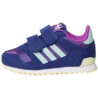 adidas Originals Infant Boys ZX 700 CF Trainers University Purple/Ice Green/White