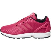 adidas Originals Girls ZX FLUX Trainers Unity Pink/Unity Pink/White