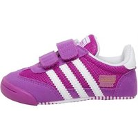adidas-originals-baby-girls-dragon-cf-learn2walk-crib-shoes-shock-purplewhiteshock-purple