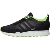 adidas Originals Mens ZX 900 Weave Trainers Black/Black/White