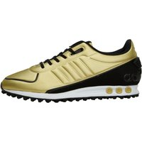 adidas Originals Mens LA Trainer II Trainers Metallic Gold/Core Black/White
