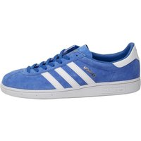 adidas Originals Mens Munchen Trainers Blue/Footwear White/Footwear White