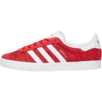 adidas Originals Junior Gazelle 3D Trainers Core Red/Footwear White/Core Red