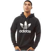 adidas Originals Mens Trefoil Hoody Black