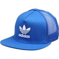 adidas Originals Trefoil Trucker Hat Blue