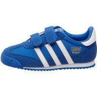 adidas Originals Infant Dragon OG CF Trainers Blue/White/Blue