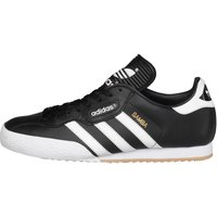 adidas Originals Mens Samba Super Trainers Black/White/Gum