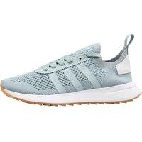 adidas Originals Womens Flashback Primeknit Trainers Tactile Green/Tactile Green/Footwear White
